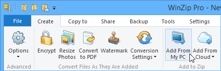 Click Add Files