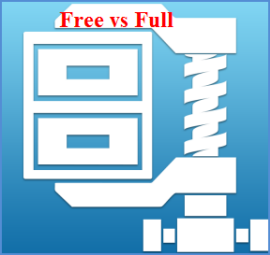 Compare WinZip for iOS versions