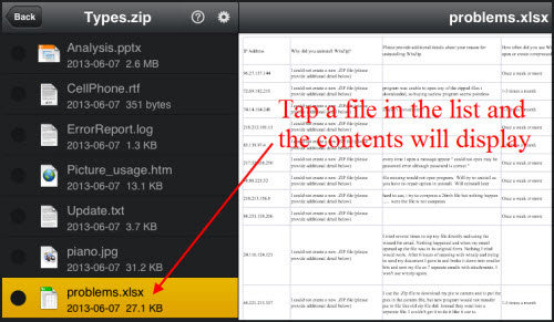 how to open z01 file with winzip